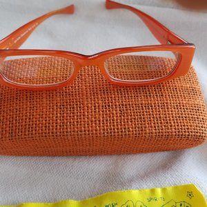 "Eye Bobs Eyebobs ""Checkered Past"" reading glasses"